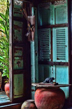 Old Thai House , Thailand