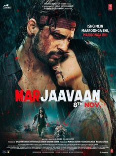 Marjaavaan Movie Plot : Marjaavaan is an upcoming Indian action drama directed by Milap Zaveri and starring Riteish Deshmukh, Sidharth Malhotra, Tara Sutaria and Rakul Preet Singh in the lead roles. The co-producer Bhushan Kumar described the film as. Indian Movies Online, Hindi Movies Online Free, Movies Free, Funny Movies, Music Download, Movies To Watch Hindi, Movies To Watch Online, Hindi Movie Film, Musica