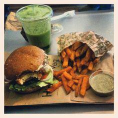 HipCityVeg. Best vegetarian in Philly. SO GOOD