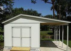 """Képtalálat a következőre: """"carport and shed"""""""