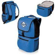 #MLBShop.com - #MLBShop.com Tampa Bay Rays Blue Zuma Cooler Backpack - AdoreWe.com