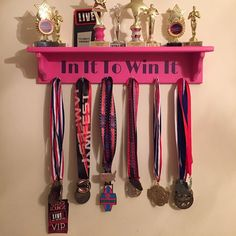 karate belt and trophy display - Google Search