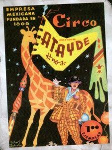 Circo Atayade Poster
