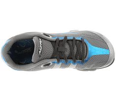 Altra Zero Drop Footwear Repetition Silver/Diva Blue - Zappos.com Free Shipping BOTH Ways