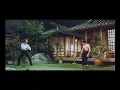 Bruce Lee vs. Robert Baker (Little Blood) via, YouTube