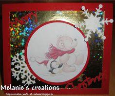 Melanie's Creative World: December 2012