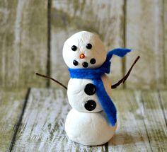 Bonhomme de neige : origine et idées de décor de Noël fantastique