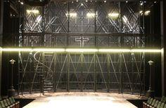Measure for Measure. Chicago Shakespeare Theatre. Scenic design by Neil Patel. 2005