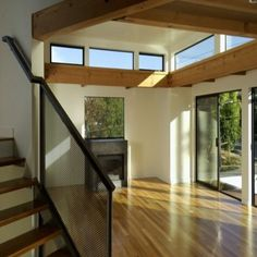 NEXTHouse is a custom-designed & crafted home fusing the Northwest Modern tradition with the highest quality environmentally sustainable building technology House Inspo, Home, Lighting Design, Luz Natural, Sweet Home, New Homes, House, Modern, Resort Design