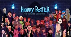 You'll Really Want A 'Harry Potter' Animated Series After Seeing This