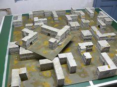 Terrain tiles