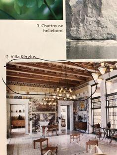 Ceiling Materials, Villa, Fork, Villas