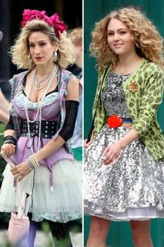 the carrie diaries 80s Fashion, Fashion Beauty, The Carrie Diaries, 80s Outfit, Carrie Bradshaw, Crop Tops, Tank Tops, Carry On, Active Wear