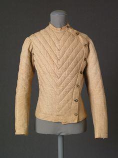 Coat (male) Linen Fencing jacket
