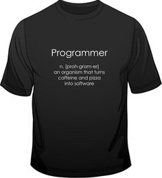 Programmer Coder Software Engineer Loose Fit Funny Mens T Shirt