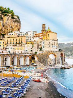 This Is Where Italian Girls Go on Summer Vacation | MyDomaine AU