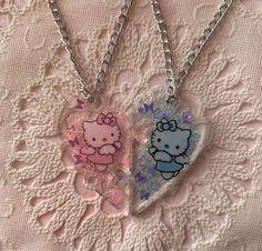 Hello Kitty My Melody, Hello Kitty Items, Kawaii Jewelry, Cute Jewelry, Sanrio Characters, Kawaii Fashion, Pink Aesthetic, Things To Buy, Pink Purple