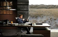The Ghost Writer (2010). Must-See Movies Starring Architecture and Design : Architectural Digest