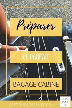 Travel by plane: What do I put in my cabin luggage? Cabin Luggage, Hand Luggage, Parfait, By Plane, Overseas Travel, Packing List For Travel, Packing Lists, Travel Checklist, Kabine
