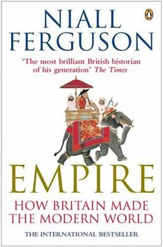 'Empire' by Niall   Ferguson - bought this as a Christmas present for my mother, only to read it myself before she had a chance, but she enjoyed it, too