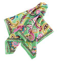 Gifts - Vera Bradley Silk Scarf in Tutti Frutti. Christmas Gift Guide, Fabulous Fabrics, Craft Gifts, Vera Bradley, Pink And Green, Gifts For Women, Fashion Accessories, Womens Fashion, Fashion Beauty