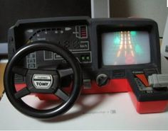 A more effective way to learn how to drive: I found one of these in my uncle's storage building on summer, and i didn't stop playing until school started!!