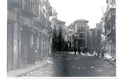 """La plaza turolense """"del Torico"""" Mario, Spain, Street View, Plaza, Postcards, Image, War, Old Pictures, Museums"""
