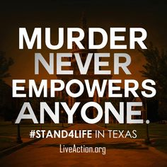 #stand4life