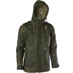 Hurley Covert Utility Jacket