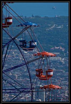 """Barcelona-05903.jpg"" by LaTietze (Steven H. Engel)   Barcelona, El Tibidabo Parque d'Atraccions   (El Tibidabo Amusement Park, at the top of the Tibidabo Mountain.)   September 19, 2010"