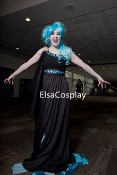 Custom Female Hades Costume, Hades Cosplay Costume Dress for Women – Coserz Cosplay Wigs, Cosplay Costumes, Halloween Costumes, Halloween 2019, Cosplay Ideas, Halloween Ideas, Hades Costume, Costume Dress, Popular Costumes