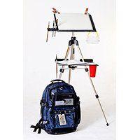 The En Plein Air Pro Traveler Series for Watercolor with Sunpak 2001 Tripod