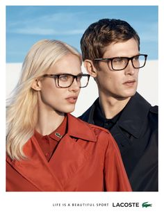 Lacoste Eyewear - Fall/Winter 2015