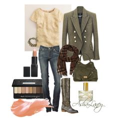 My polyvore look.