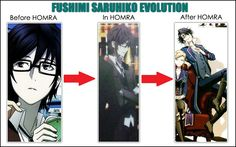 K Project ~~ From sweet to sour? :: Fushimi Can I just say he's such a jerk and I wanted to punch him so bad