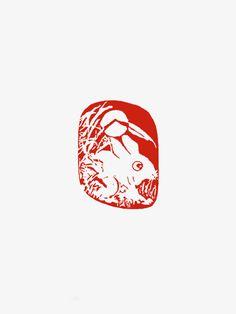Master Uncle Liu - Rabbit #Chinese Seal Carving