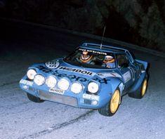 Lancia Stratos Tony Mannini 1976
