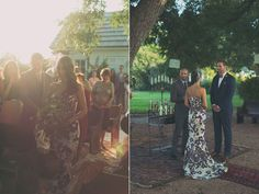 barr mansion ceremonies // via ruffledblog.com | Barr Mansion wedding | Austin wedding venue | full service venue |
