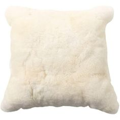 Luxurious Alpaca Pillow (590 CAD) ❤ liked on Polyvore featuring home, home decor, throw pillows, ivory throw pillows, cream throw pillows, handmade home decor and beige throw pillows