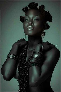 BLACK, BRIGHTNESS AND BEAUTY