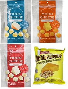 Moon Cheese and Just the Cheese Wisconsin White Cheddar Cheese Bundle Low Carb Healthy Cheese Snack Pack >>> Check this awesome product by going to the link at the image.Note:It is affiliate link to Amazon.