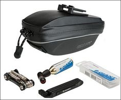 Bike Seat Packs - Giant Quick Fix Ultra Seat Bag Kit Closeout -- Check out this great product.