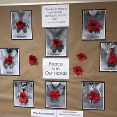 Remembrance Day Activities, Veterans Day Activities, Remembrance Day Poppy, Holiday Activities, Art Activities, Holiday Crafts, Grade 1 Art, Grade 2, Poppy Craft
