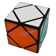 Barato 2015 nova marca Sheng Shou Skewb 58 mm velocidade cubo mágico educacionais brinquedo brinquedos especiais, Compro Qualidade Cubos Mágicos diretamente de fornecedores da China: Shengshou SS Megaminx  Magic Cube Puzzle Speed Cubes Educational Toy Special ToysUS $ 9.56/pieceShengshou Triangle Pyram