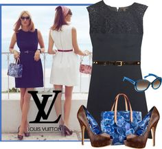 """""""Louis Vuitton Summer 2013 Collection"""" by kmp11 ❤ liked on Polyvore"""