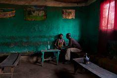 Steve McCurry - Ethiopia. Omo Valley. 2012.