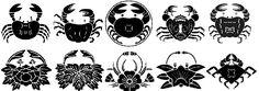краб рисунок символами - Поиск в Google