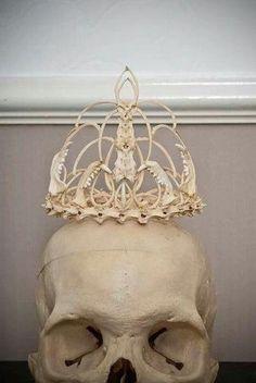 Bone tiara