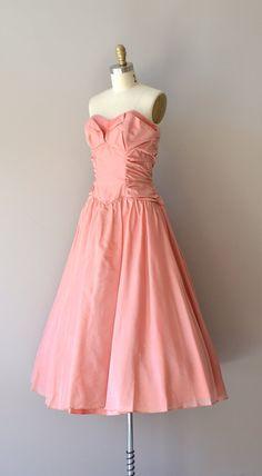 vintage 1950s dress | Saint Germain dress