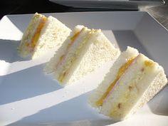 mis clases de Gastronomía en el Perú: Sándwich Triple Hawaiano